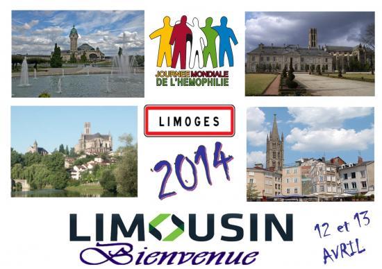 Plaquette JMH Limoges